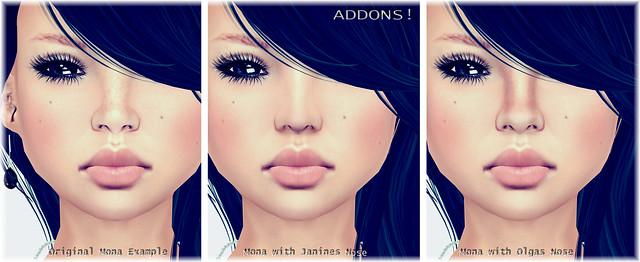 [ iren ] ADDONS_Noses