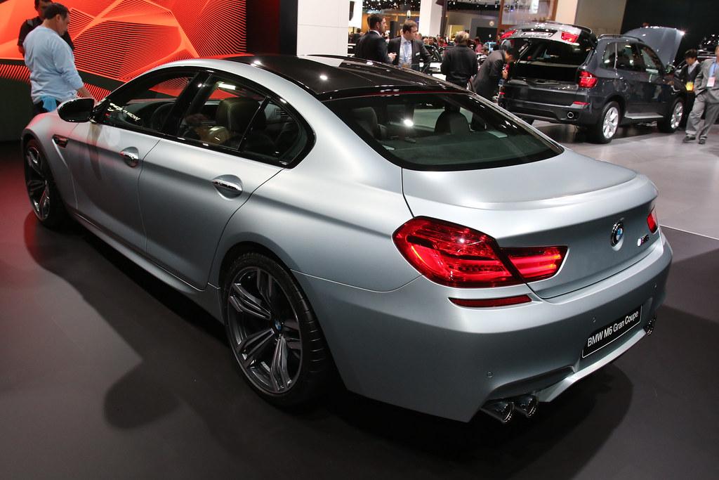 2012 - [BMW] Série 6 / M6 Gran Coupé [F06] - Page 9 8381485036_b510d4af1a_b
