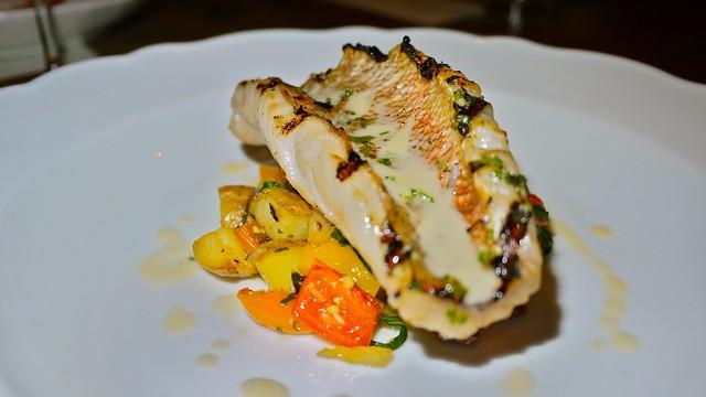 Glowbal Coast Restaurant | Dine Out Vancouver 2013