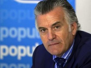 El ex tesorero del PP, Luis Barcenas