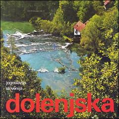 1156 PR Dolenjska vodić 1977.