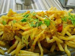 comida canaria - Carne de Festa