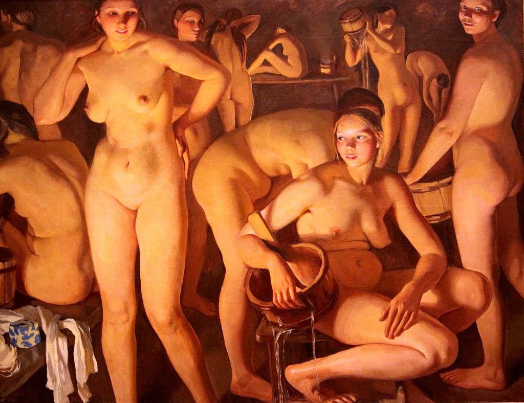Японки мою мужиков в бане 12 фотография