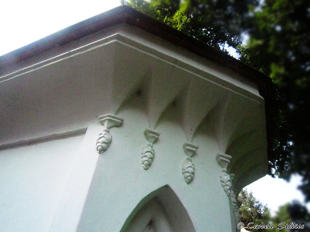 Fort Canning - Memorial to James Brooke Napier 02