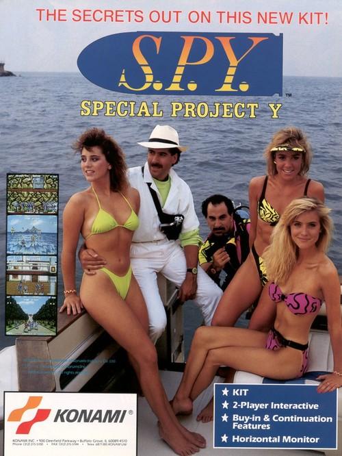S.P.Y. Special Project Y