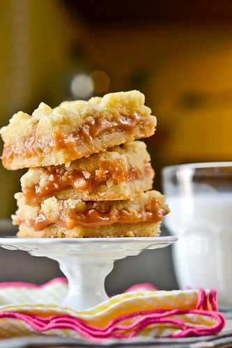 Salted Caramel Bars-11