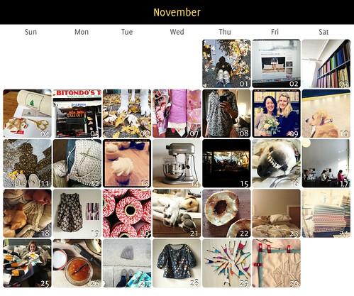365 : November 2012