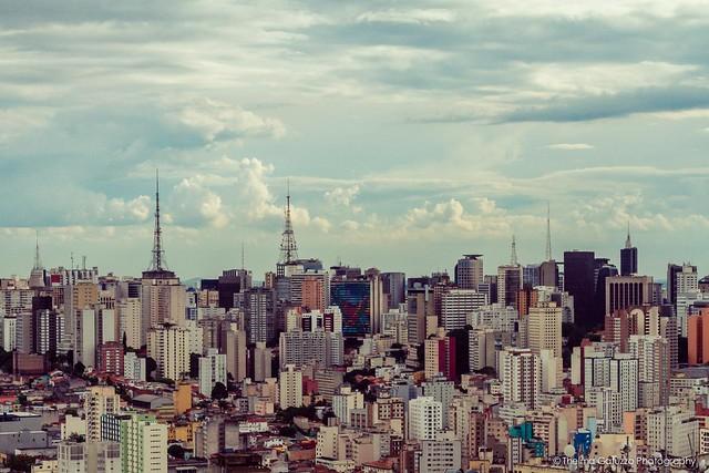 São Paulo 459 years