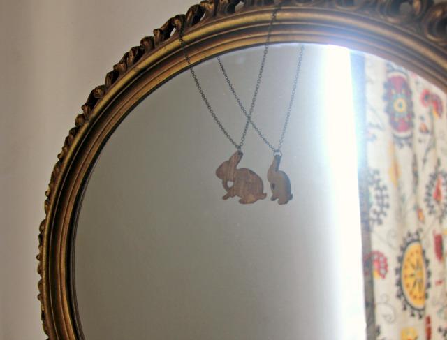 unpossible mirror bunny