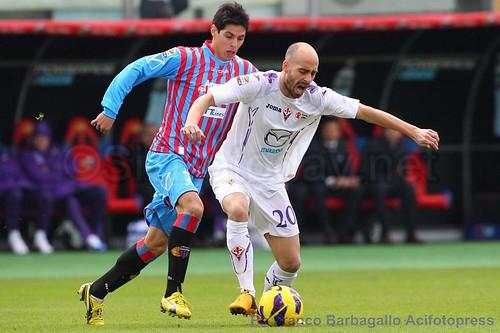 Fiorentina-Catania: probabili formazioni$