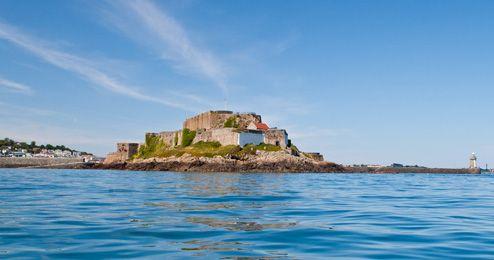 Castle Coronet Guernsey