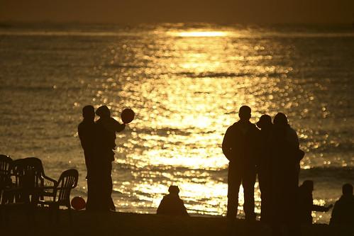 sunrise korea newyear busan hopes expectation haeundaebeach