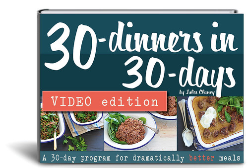 30Dinners 3D Cover
