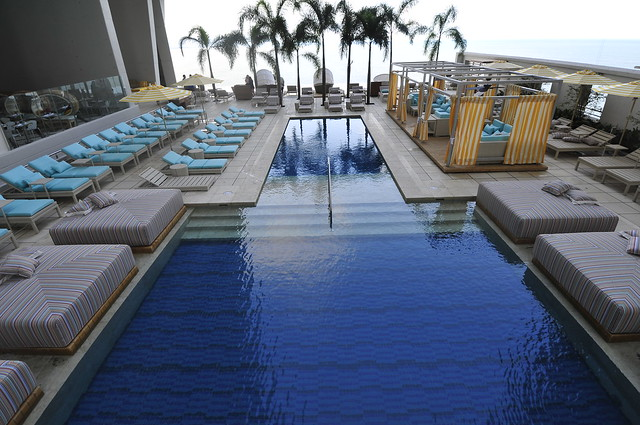 Trump hotel panama 13th floor pool deck flickr photo for 13th floor in hotels history