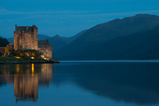 Eilean Donan Blues (explored)