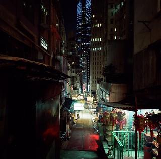 Peel Street, Hong Kong