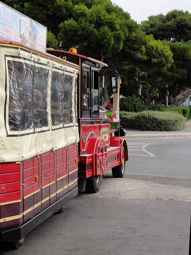 Mdina Tourist Sightseeing Road Train