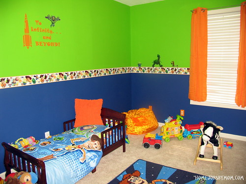 8445551415 c750097ebc Toy Story Room Decor and Paint Ideas