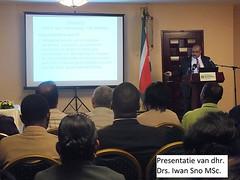 Presentatie van de voorlopige resultaten van de 8ste volkstelling