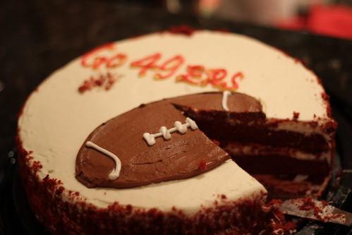 Victory Cake by bobmendo