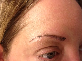 Permanent makeup - eyebrows & eyeliner