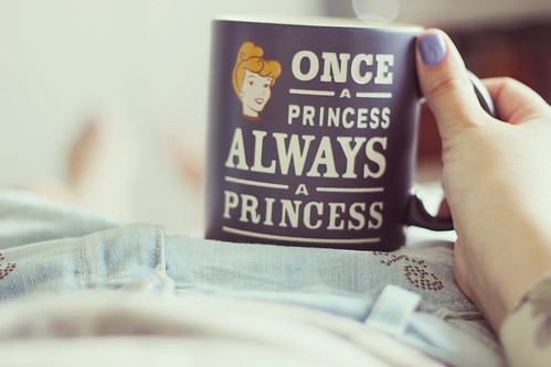 once a princess, always a princess