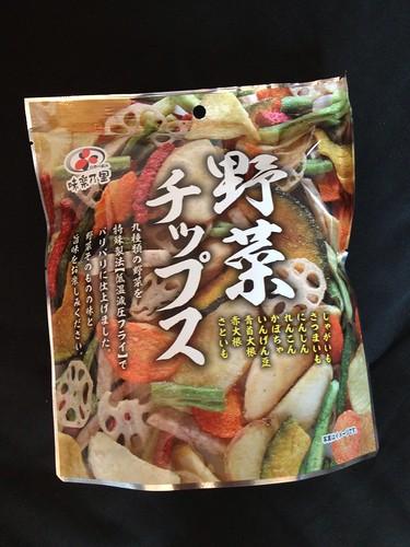 味楽乃里 野菜チップス