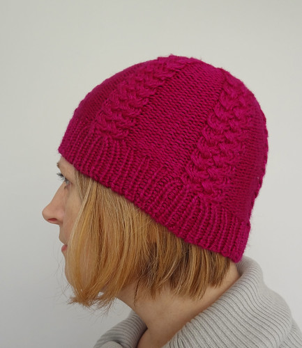 Knotted Cap 10