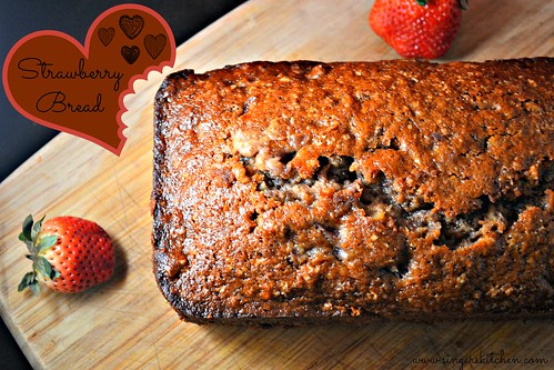 Strawberry Bread1