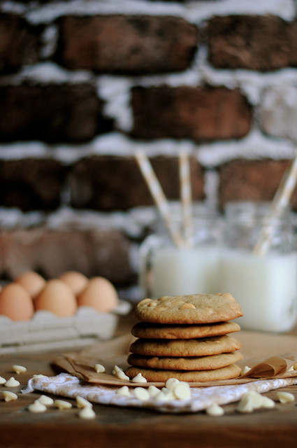 How To: Simplify: Browned Butter White Chocolate Macadamia Nut Cookies