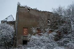 Exploration d'une ancienne ferme abandonnée
