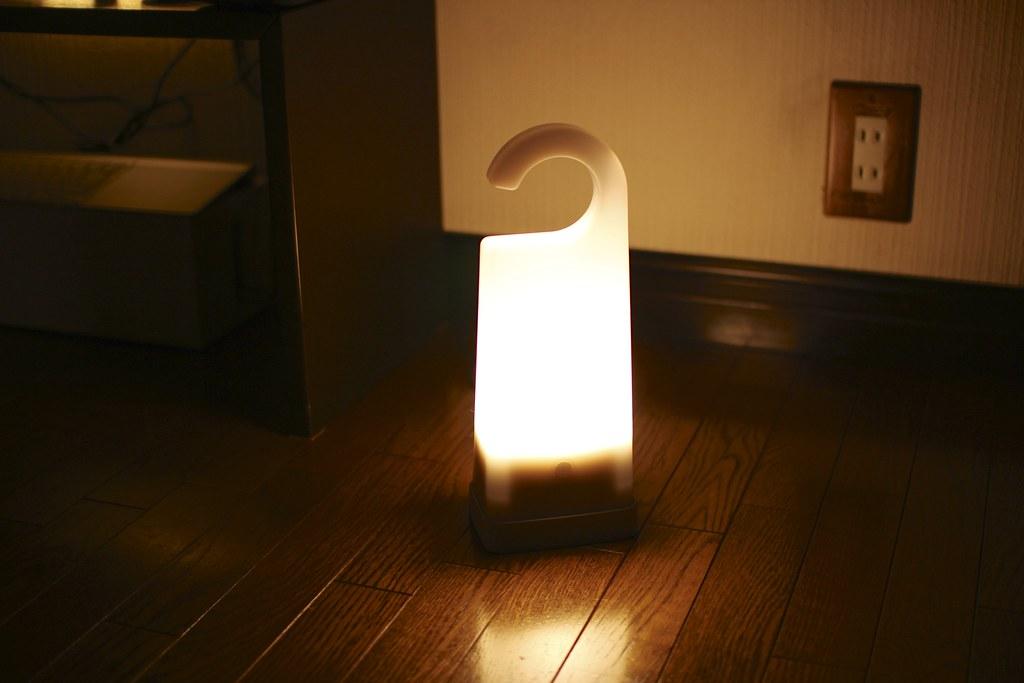 無印良品 LED持ち運びできるあかり ハイパワー3W LED