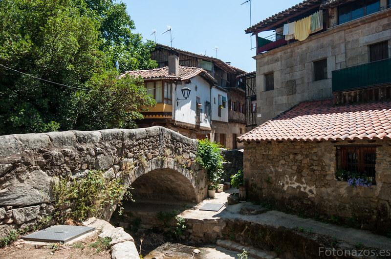 Visita al pueblo de San Martín del Castañar