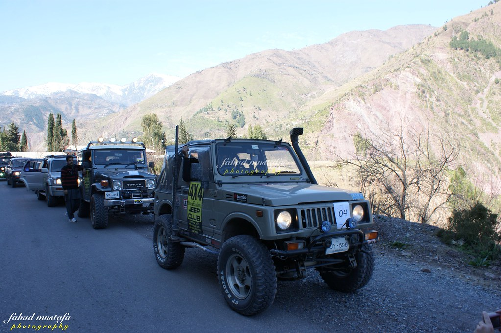 Muzaffarabad Jeep Club Neelum Snow Cross - 8469370596 8dd582396f b