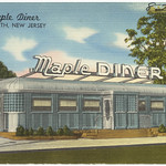 Maple Diner, Elizabeth, New Jersey