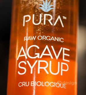 Pura Sweet agave syrup