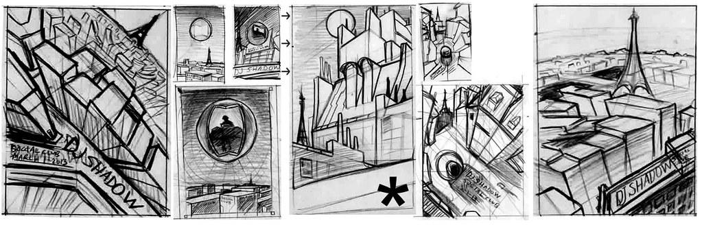 DJ Shadow, March 1st, Social club - Paris, France - image 13 - student project
