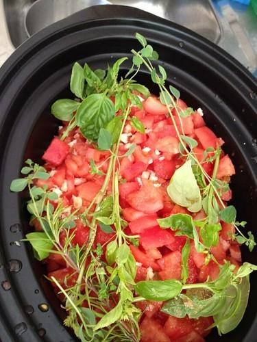 tomatsås-crockpot