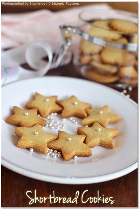 Easy Eggless Vanilla Cookies