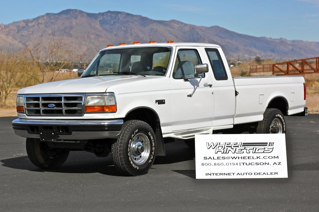 7.3 Powerstroke Trucks For Sale >> 1995 Ford f250 truck for sale