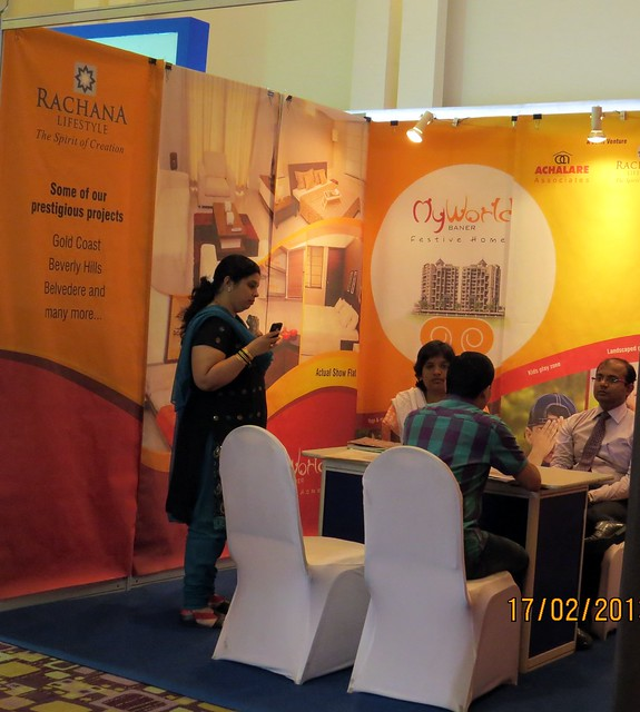 "My World Baner - The Times of India Pune Property Exhibition  ""Invest in West Pune""  16th & 17th February 2013"