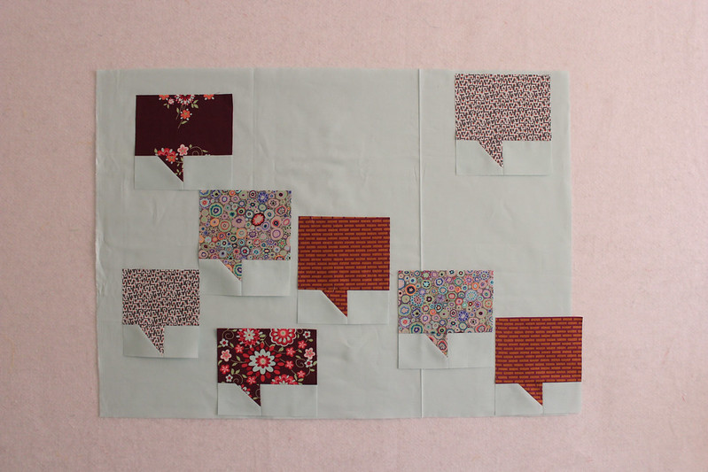 conversation quilt blocks