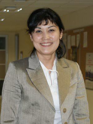 Kazakistan'lı Prof. Dr. Nurbekova Üsküdar Üniversitesi'nde…