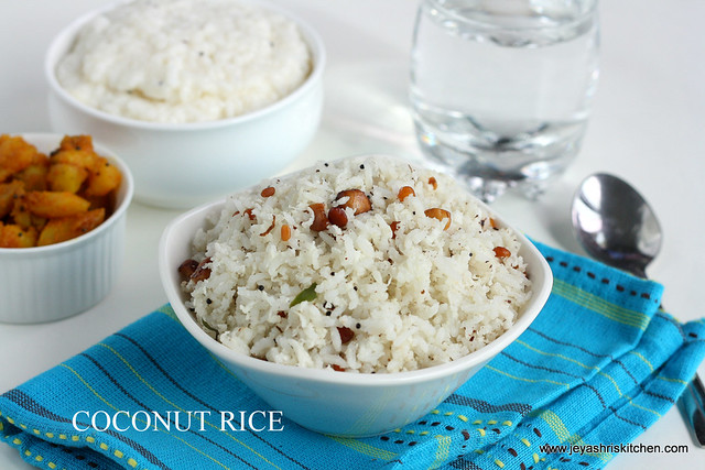 Coconut rice 3