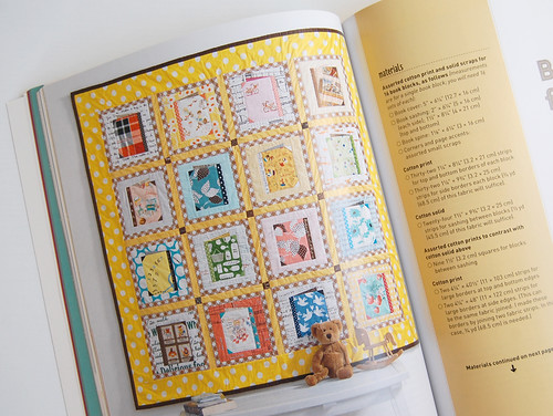 Children's Book Quilt