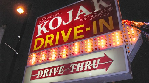 Kojak Drive In.  Burbank Illinois.  February 2013. by Eddie from Chicago