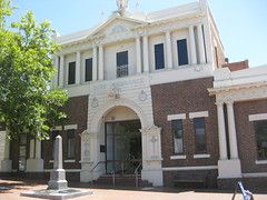 Leongatha Memorial Hall and Former Shire Offices