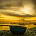 Sunset on Ganh Son, Binh Thuan by Hồ Viết Hùng (Thanks so much for 1mil. views!