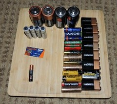 How to Recharge Alkaline Batteries   Backdoor Survival