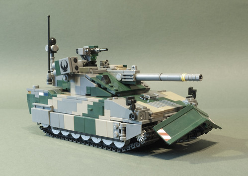 CV-120A3 Charger light tank